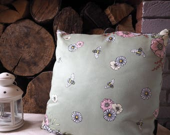 Bee Garden Cushion