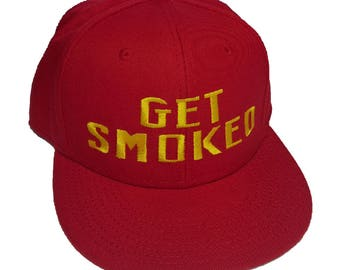 GET SMOKED Persona P5 Cosplay Costume Embroidered Hat/Cap