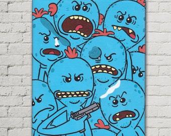 R&M Original Painting