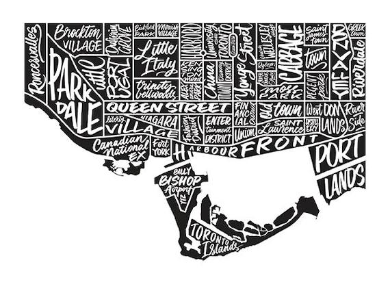 Lettered Toronto