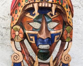 Jaguar Warrior mask