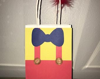 Pinocchio goody bag