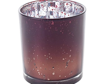 Limes Tealight Ombre Red
