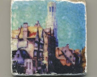 Brugge, Belgium - Original Coaster