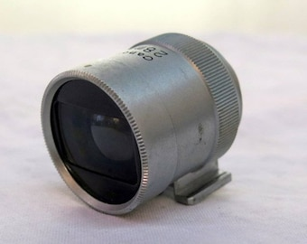 Zubehörschuh kamera entfernungsmesser multi frame finder