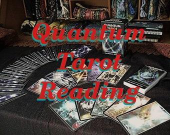 Cheap & FAST QUANTUM TAROT 2-Card cartomancy reading 12hrs or Less!