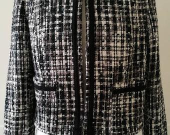 Jacket Chanel style