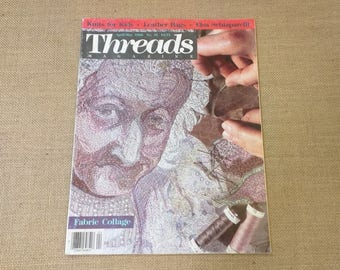 Threads Magazine April May 1988 Back Issue Number 16