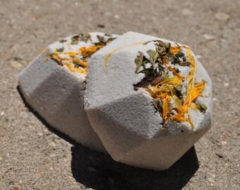 Foot Soak Bomb. Bentonite Clay Foot Soak. Peppermint Foot Soak. Peppermint Foot Bomb.