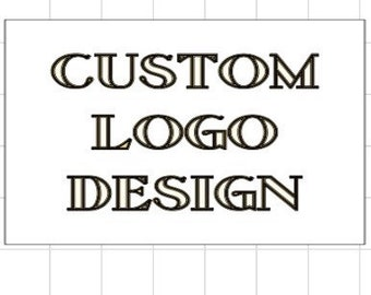 Custom Logo Sticker Design