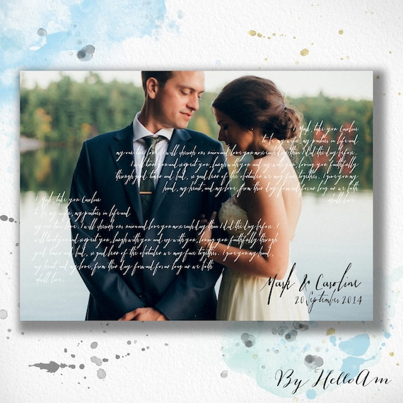 Wedding Vows Gifts Ideas: 1st Anniversary Gift Anniversary Gifts For Men Wedding Vow