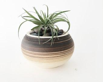 Hand Crafted Ceramic Planter