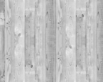 Vinyl Backdrop, GREY WOOD FLOOR, Photography Backdrop // Simply Photodrops Premium vinyl backdrop