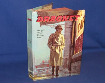 DRAGNET WHITMAN 1957 Case Stories from the TV Series