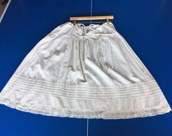 Victorian Petticoat