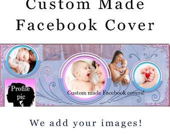 Customizable Facebook Cover