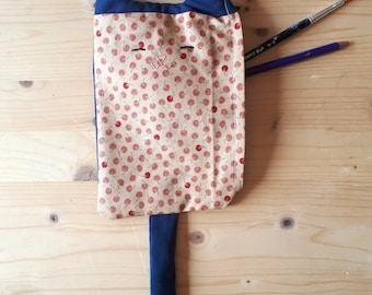 Cherry Clutch Bag