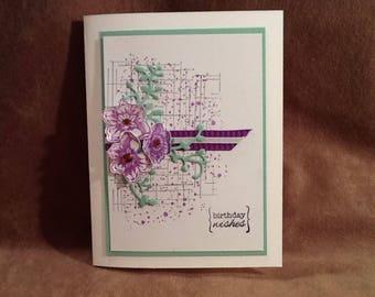 Women's Birthday Caed (Card-209)