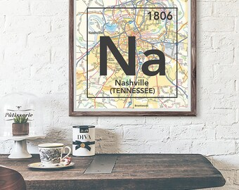 Nashville home decor | Etsy