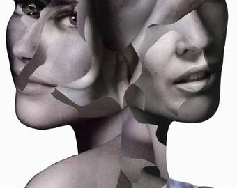 Original Collage Art