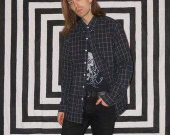 Vintage 90's Ralph Lauren Checked Shirt