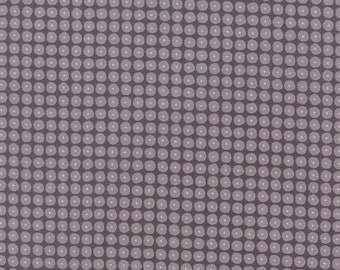 Flow Pearls fabric in Graphite Gray for Moda Fabric by Zen Chic and Brigitte Heitland #1595-15