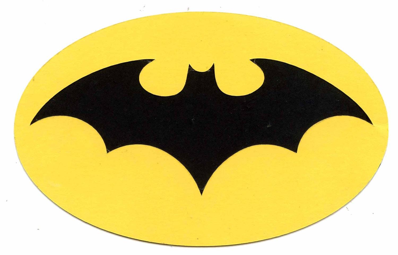 2003 batman gotham knights symbol logo scrapbook die cut zoom buycottarizona