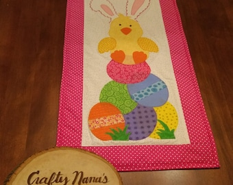 Quilted Easter Wall Hanging