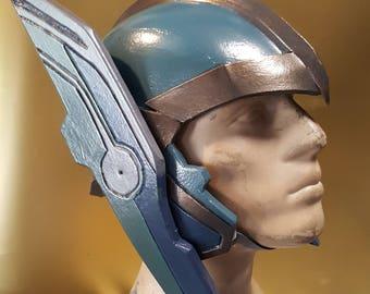 Thor Ragnarok Foam Helmet Templates