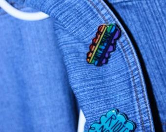 LGBTQ+ Pride Pin