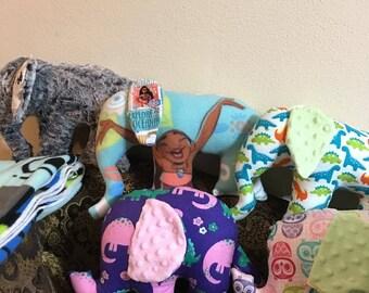 Elephant Moan, dinosaurs(green) dinosaurs(purple), owls