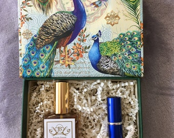 Natural Perfume - Limited Edition eau de perfume, botanical perfume, perfume organic, rose, jasmine, vetiver, vanilla, all natural, oud oil