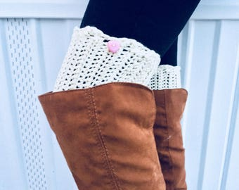 Any day boot cuffs