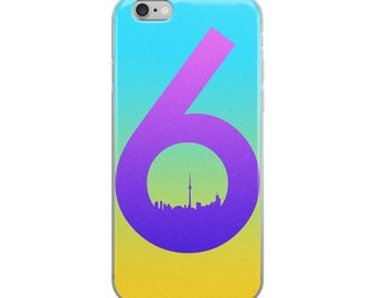 Toronto The 6ix iPhone Case Summer Edition