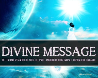 Divine Message Reading, Tarot Reading, Psychic Help, Guidance Reading, Fortune Telling, Psychic Reading, Card Reading, Advice