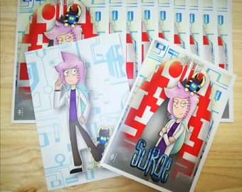 Surge Chapter One Comic FOR SALE!