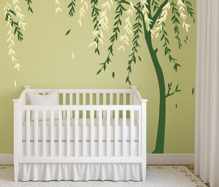Best Baby Nursery Wall Decor Photos - Wall Art Design ...