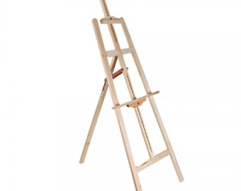 Durable Artist Wood Wooden Easel Art Stand Solid For Drawing Sketching Painting....Free Shipping in US! Some Assemby required!