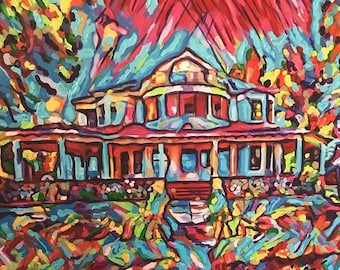 Key West Conch House (This s an original )