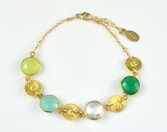 Personalized mothers bracelet, Custom Birthstone bracelet, mom bracelet Birthstone initial bracelet, gift for grandma bracelet, mom jewelry