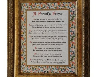 A Parent's Prayer for Multiple Children-Traditional Collection