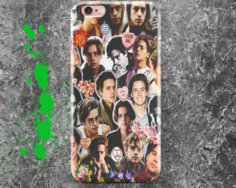 Cole Sprouse iPhone 8 Plus Case iPhone X Case Riverdale iPhone 8 Case iPhone 7 Plus Case iPhone 7 Case iPhone 6s Case iPhone 5s Case