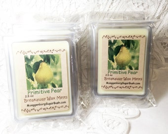 Wax Melts - Primitive Pear
