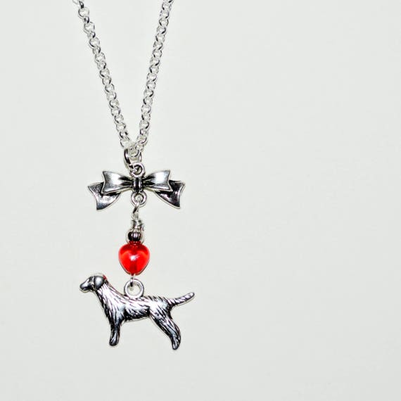 Setter Necklace