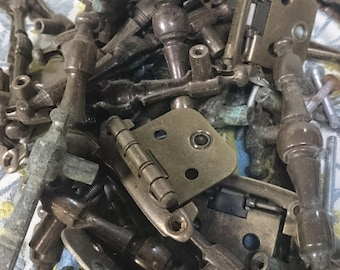 LOT of Salvaged Hardware
