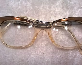 1950s CATS EYES glasses #2