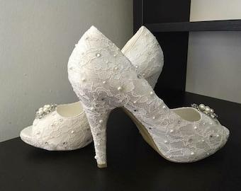 Linden (bridal wedding shoes)