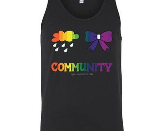 Rainbow Community LGBTQ - Tank Top