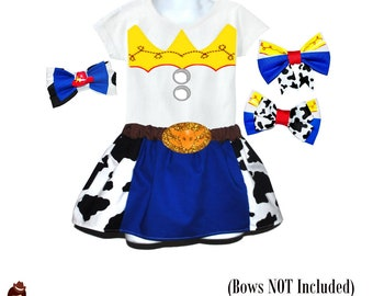 Jessie Cowgirl set - Toy Story Inspired