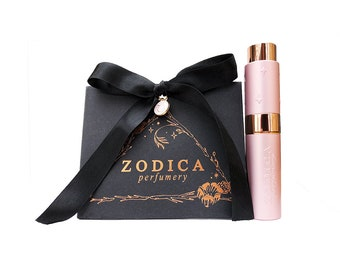 Aquarius 1/20-2/18 Zodiac Perfume Travel Spray Gift Set